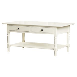 Bloomsburg Coffee Table With Storage By ClassicLiving