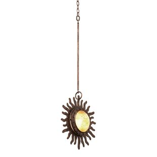 Kalco Polaris 1-Light Novelty Pendant