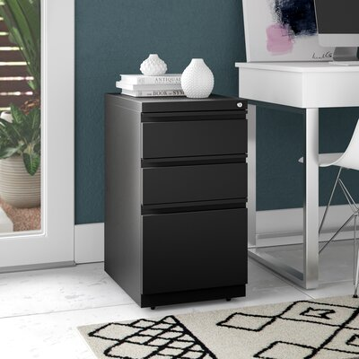 3 Drawer Filing Cabinets You Ll Love In 2019 Wayfair