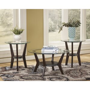Curtis 3 Piece Coffee Table Set