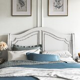 Treport Sleigh Headboard by Kelly Clarkson Home