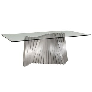 Jaelynn Dining Table by House of Hampton #1