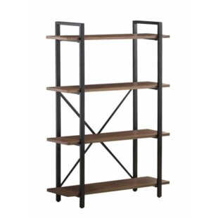 Charing Standard Bookcase Gracie Oaks