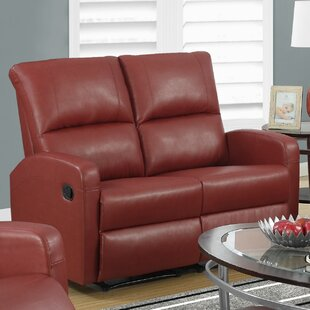 Online Reviews Fiala Reclining Loveseat by Ebern Designs Reviews (2019) & Buyer's Guide