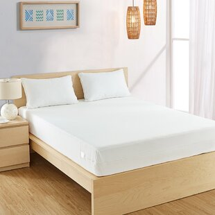 Zippered Knitted Hypoallergenic Mattress Cover
