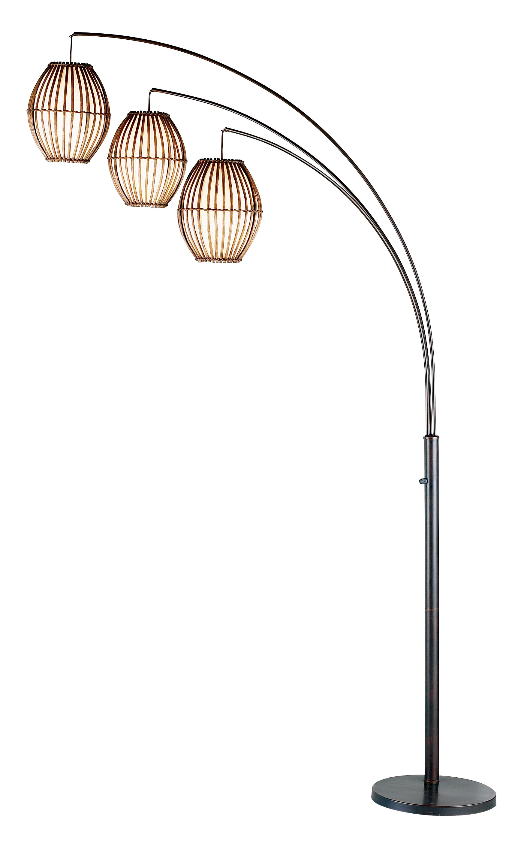 Extra Tall 70 Inches Floor Lamps Wayfair