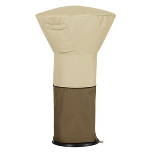 Heater Cover with Elastic Hem Cord