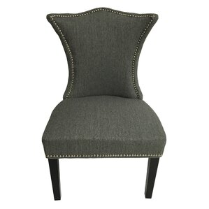 Linda Stallion Side Chair by HD Couture