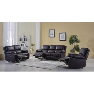 Coupon Henry Reclining Configurable Living Room Set by Red Barrel Studio Reviews (2019) & Buyer's Guide