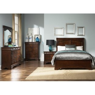 Johnston Panel Configurable Bedroom Set