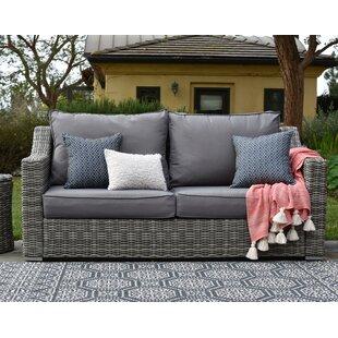 Elle Decor Vallauris Sofa with Cushions