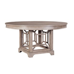 Ophelia & Co. Ullrich Solid Wood Dining T..