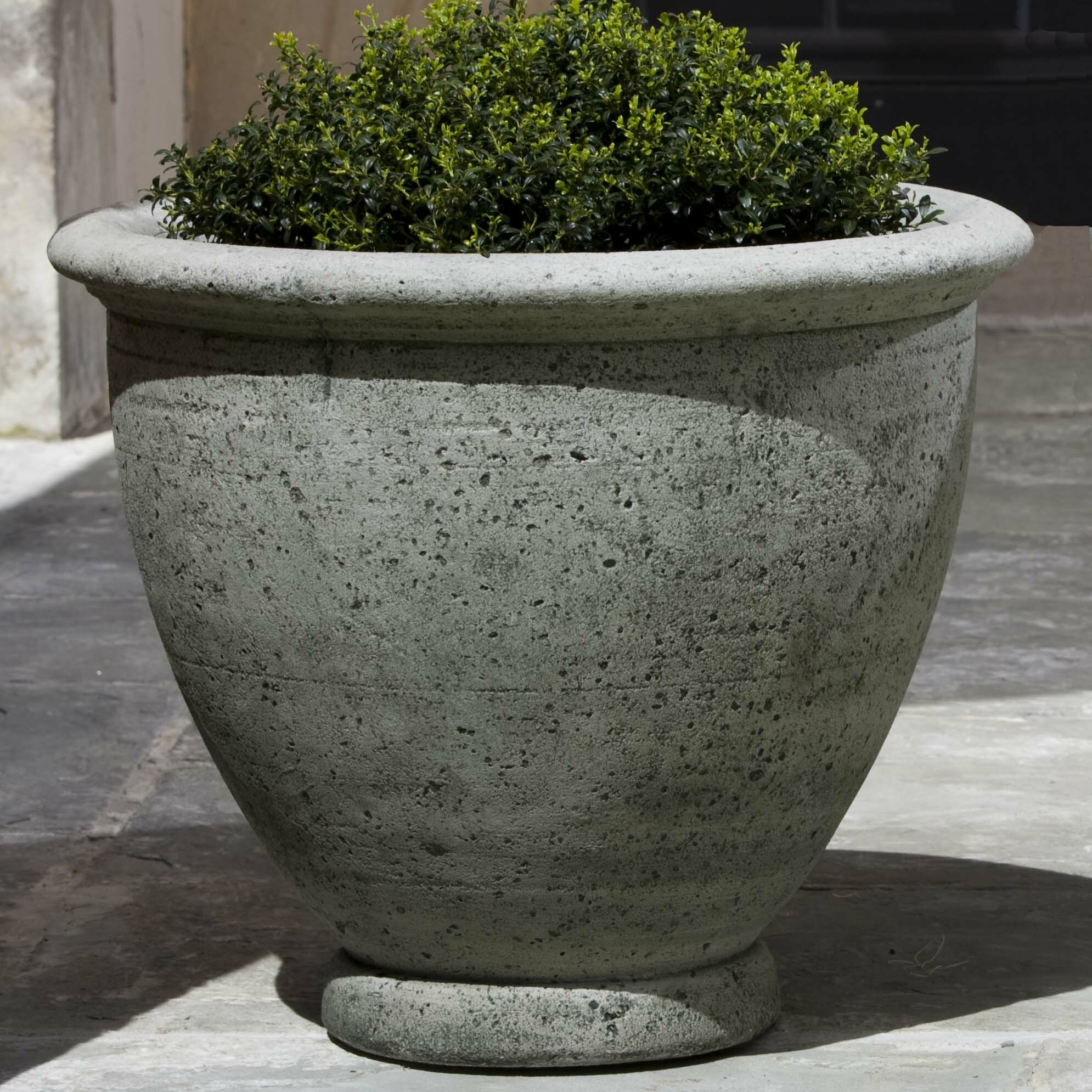 Concrete Extra Large Planters - Up to 40% Off Through 9/29 | Wayfair