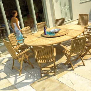 Hary Teak Table By Sol 72 Outdoor