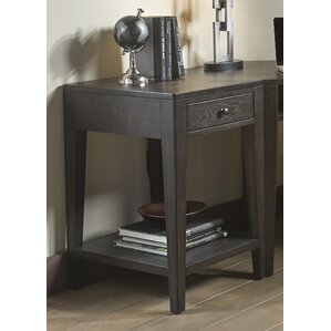 Barbery 1 Drawer End Table by Darby Home Co