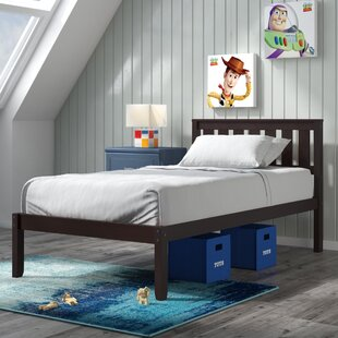 Rowen Twin Platform Bed by Harriet Bee