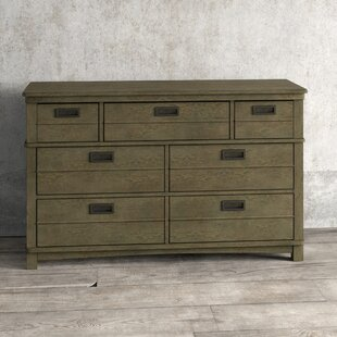 Litzy 6 Drawer Double Dresser by Harriet Bee