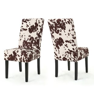 Homan Upholstered Dining Chair (Set of 2)..