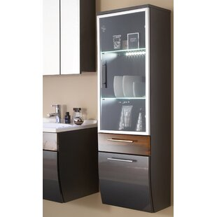 Salona 40 X 134.5cm Wall Mounted Cabinet By Belfry Bathroom
