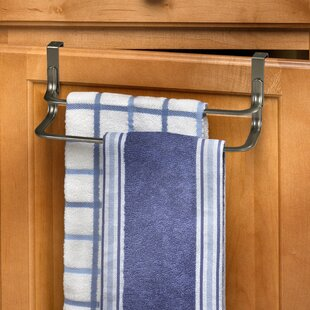 Rebrilliant Callas Double Over-the-Door Towel Bar