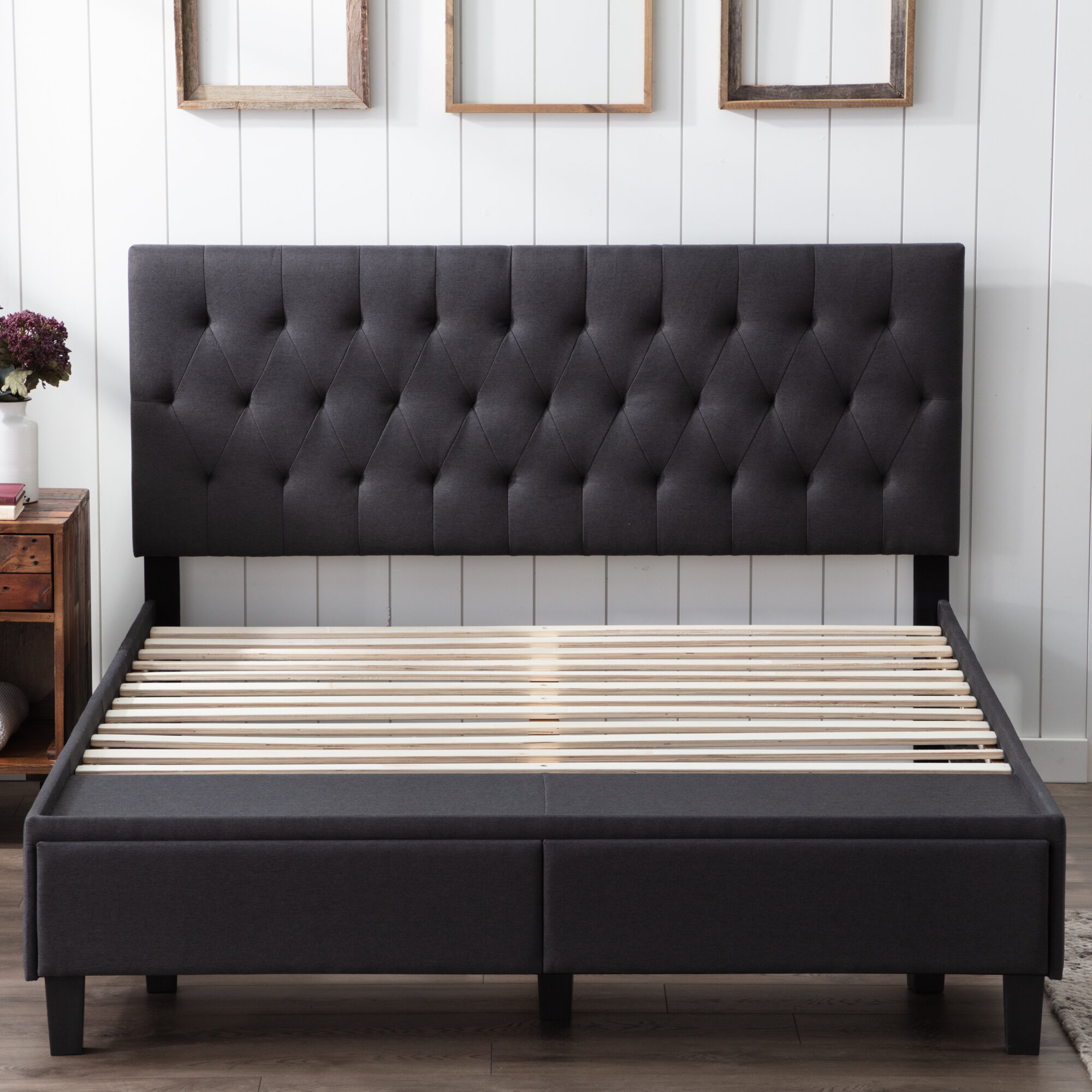 Black Storage Included Beds Free Shipping Over 35 Wayfair
