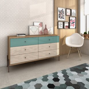 Alviso 6 Drawer Double Dresser by Turn on the Brights