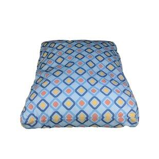 Zoola Pad Diamond Bean Bag Chair by Yogibo
