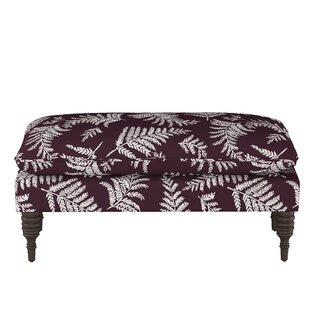 Bay Isle Home Coconut Upholstered Bench