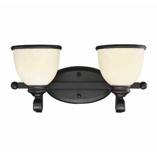 Darby Home Co Nan 2-Light Vanity Light