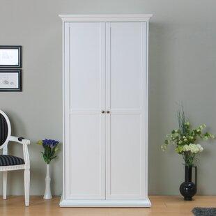 Starkey 2 Door Wardrobe By August Grove
