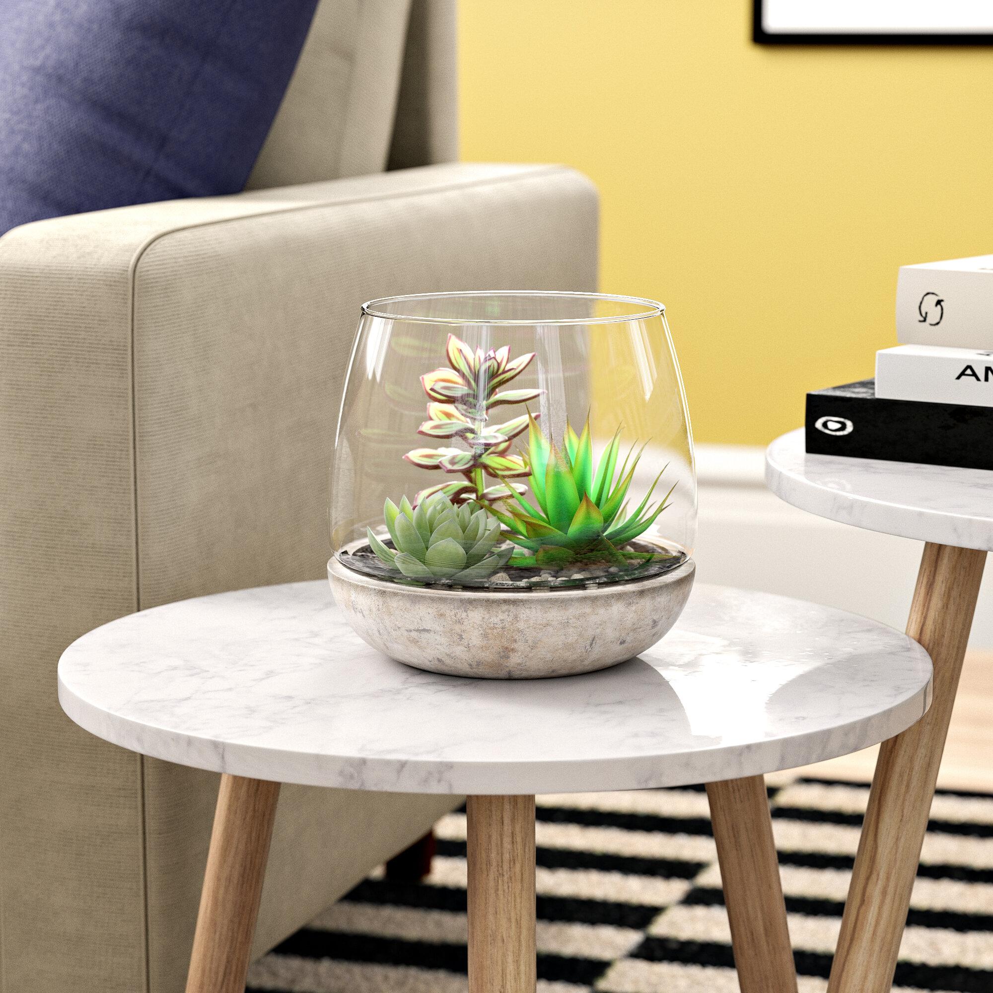 Retro Mitte Des Jahrhunderts Danisch Design Aquarium Terrarium Couchtisch Fish Tank Terrarium Coffee Table Home Goods Decor [ 1620 x 1080 Pixel ]