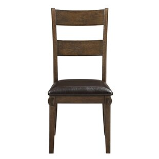 Lint Upholstered Dining Chair Set of 2 by Gracie Oaks