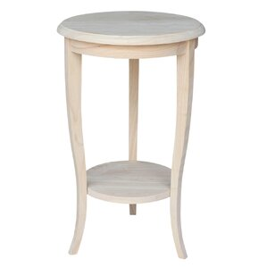 Maretti Round End Table by August Grove