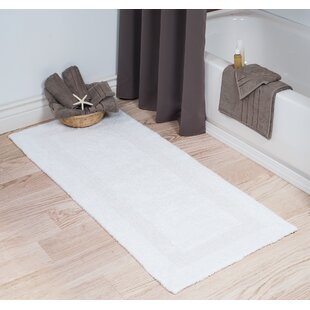 Coupon Cotton Long Bath Rug By Plymouth Home