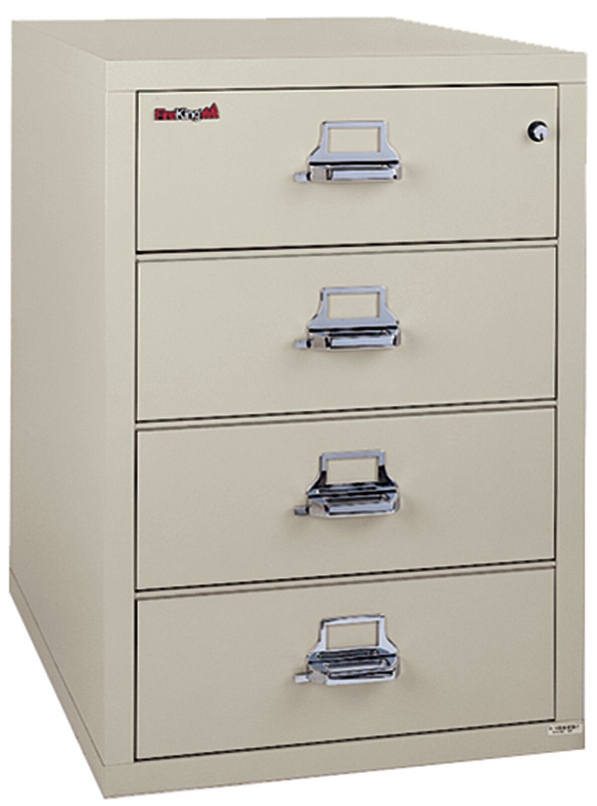 6 x Metal Drawer Filing Cabinet Label File Name Card Holder with Handle Pull