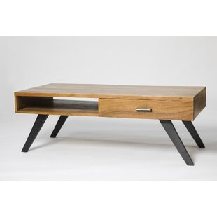 Agee Coffee Table With Storage By George Oliver