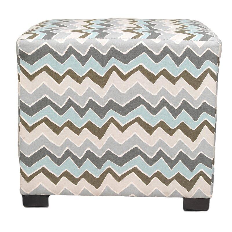 Sole Designs Denton Cube Ottoman Reviews Wayfair
