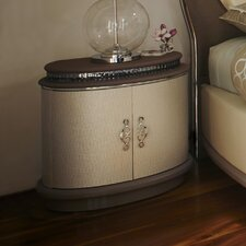 Overture 1 Drawer Nightstand by Michael Amini (AICO)