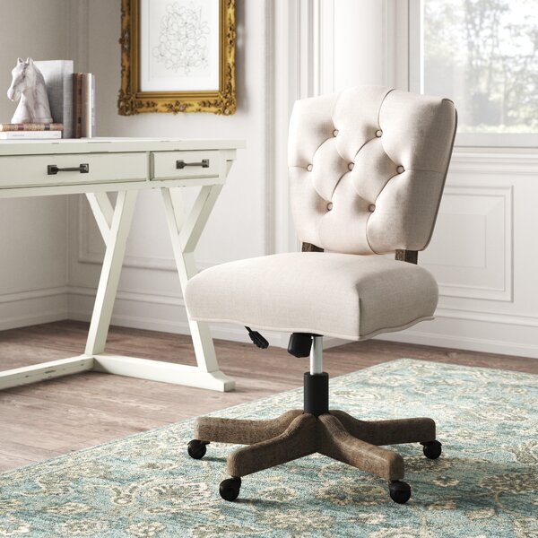 Upholstered Decorative Office Chair | Wayfair