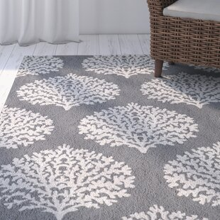 Cline Gray Indoor/Outdoor Area Rug
