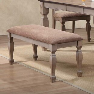 Three Posts Bretton Upholstered Bench