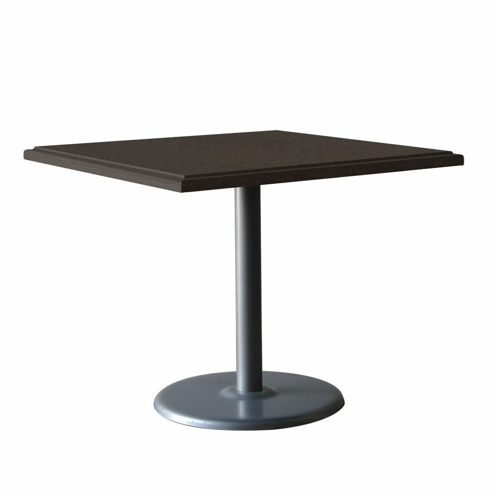 Perfect Tables 36 L X 36 W Square Bevel Table Top Wayfair