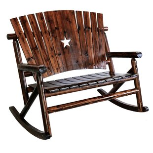 Ardoin Star Double Rocking Chair