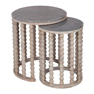 Bahati 2 Piece Nesting Tables