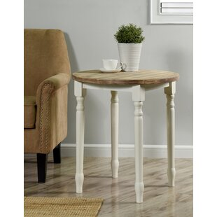 Gemma End Table by August Grove