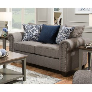 Best Price Delbert Loveseat by Simmons Upholstery by Alcott Hill Reviews (2019) & Buyer's Guide