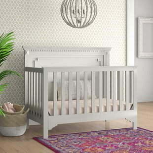Veendam 5-in-1 Convertible Crib
