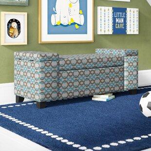 Kromer Upholstered Storage Bench by Viv + Rae