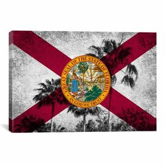 Florida Winston Porter Coastal Wall Art You Ll Love In 2020 Wayfair