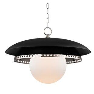 Corrigan Studio Irvine 1-Light Inverted Pendant
